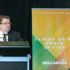Speech – 2015 WorldSkills Australia  Skillaroos Farewell Dinner, TAFE New South Wales, Sydney Institute Ultimo College