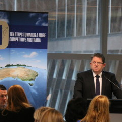 Speech – Vocational Education and Skills Leadership Luncheon,Victorian Chamber of Commerce and Industry